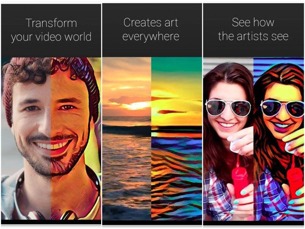 Artisto Is An Android Ios App To Convert Your Videos Into Art
