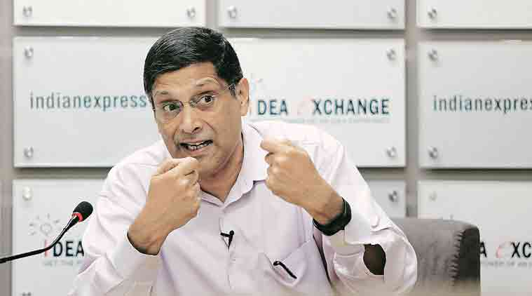 Arvind Subramanian welcomes India's rating upgrade by Moody's