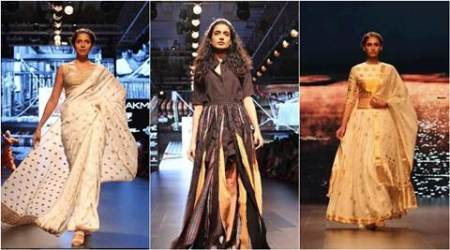 lakme fashion week, lfw 2016, assam collection, Pranami Kalita, Naturally Anuradha, LFW assam collection, sarah jane dias, Lakme fashion week assam collection, assam tribal collection lfw 2016, fashion news, latest news, liffestly news