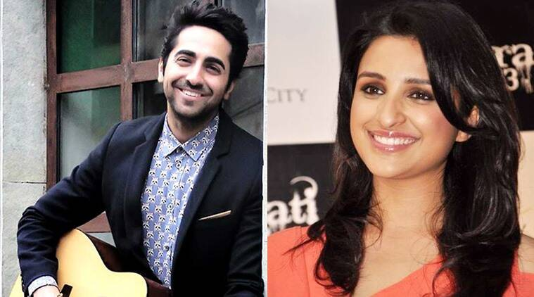 Parineeti Chopra, Ayushmann Khurrana, Meri Pyaari Bindu, Meri Pyaari Bindu parineeti, Meri Pyaari Bindu songs, Parineeti Chopra singing, Parineeti Ayushmann, Parineeti Ayushmann meri pyaari bindu, Parineeti Ayushmann movie, Ayushmann Khurrana film, Ayushmann Khurrana upcoming film, entertainment news