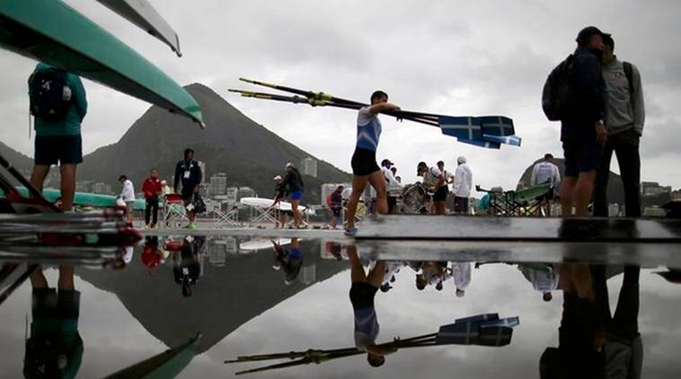 Rio Olympic Stadium, Rio Weather, Rio Games postponed, Rio bad weather, Rio rain, Track and field events, cycling events, Rio 2016 Olympics, Rio Olympics, Olympics