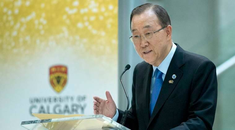 un, un chief, un chief ban ki moon, ban, un chief ban, ban ki moon, weapons of mass destruction, nuclear weapons, npt, world news