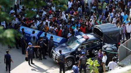 dhaka, bangladesh, bangladesh police, dhaka cafe attack, bangladesh attack mastermind, dhaka police encounter, dhaka attack latest, key plotter dhaka attack, dhaka cafe attack mastermind killed, bangladesh police, dhaka attack plotter killed, bangladesh news, dhaka news, world news, international news, latest news