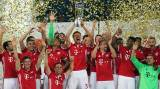 Rebuilt rivals chasing Bayern Munich inBundesliga