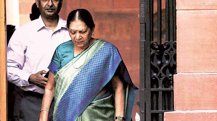 Anandiben Patel, Gujarat, Anandiben patel resigns, Gujarat cm, Gujarat CM resigns, Narendra Modi, Gujarat news, Gujarat dalit protests