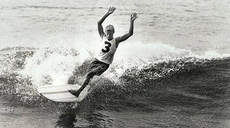 Australia's Bernard 'Midget' Farrelly, surfing's first world champion, dies at 71