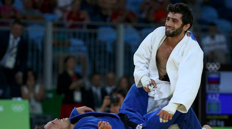 Rio Games, Rio 2016 olympics, Russia medals, Argentina Medals, Rio 2016 olympics, Beslan Mudranov , Mudranov, Beslan Mudranov medal, Judo, Judo news, Sports