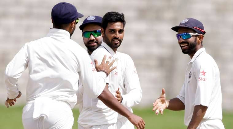 Windies bowlers restrict India to 87-3 at lunch