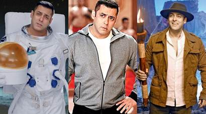 Bigg Boss 10: After astronaut, Salman Khan turns Sultan and Indiana Jones for promos