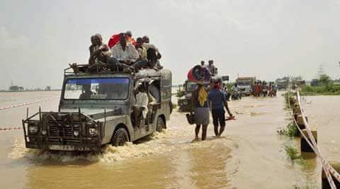 Bihar, Bihar flood, Bihar flood situation, Ganga, Sone, Punpun, Burhi Gandak, Ghaghra, Kosi, bihar rivers, india news