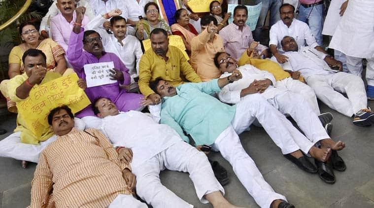 bihar, bihar opposition, bihar dalits, bihar dalit protests, dalit protests bihar, bihar news, india news