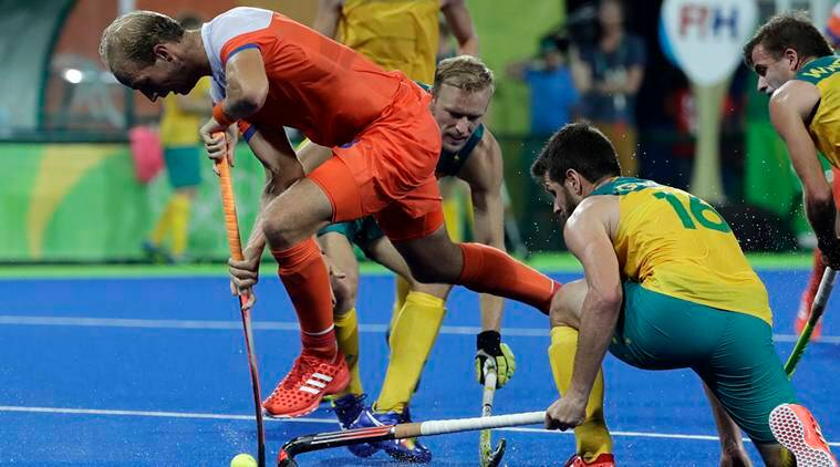 Billy Bakker, Netherlands vs Australia, Netherlands vs Australia hockey results, Netherlands vs Australia result, Netherlands vs Australia hockey results, Netherlands vs Australia highlights, Netherlands vs Australia hockey, Rio 2016 Olympics, Rio 2016 Olympics, Rio, Olympics, Hockey