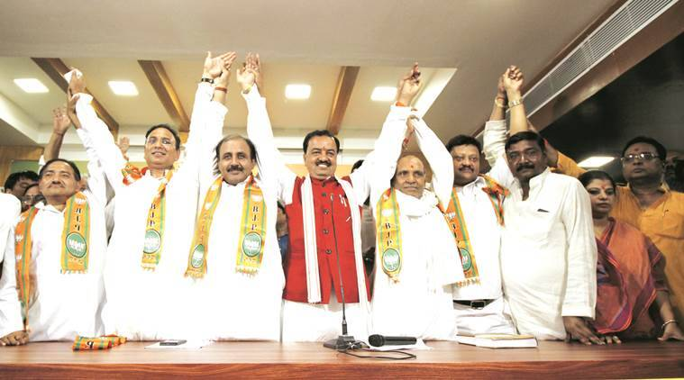 Mayawati frustrated over exodus of BSP leaders: BJP