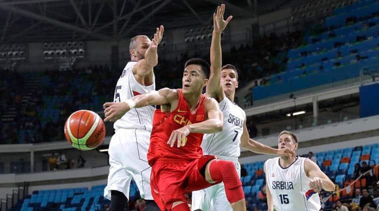 Serbia vs China, Serbia vs China men's basketball results, Serbia vs China basketball results, Serbia vs China results, Serbia vs China Rio basketball, Rio 2016 Olympics, Rio, Olympics, Basketball