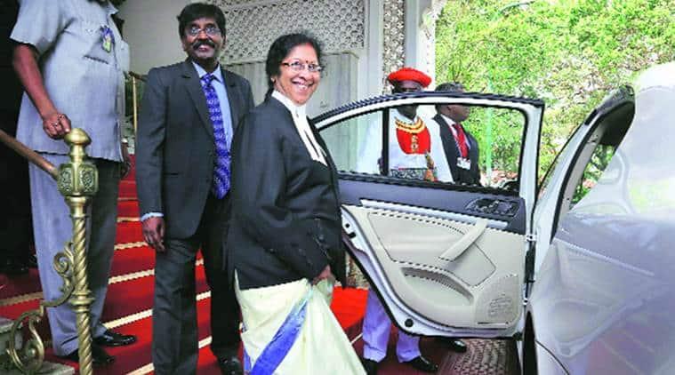 mumbai, bombay high court, bombay hc, new chief justice bombay high court, chief justic bombay hc, Justice Manjula Chellur, india news, mumbai news
