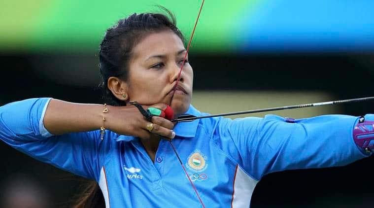 Bombayla Devi, Bombayla Devi archery, Bombayla Devi Rio 2016 Olympics, Bombayla Devi Rio Olympics, Bombayla Devi, Rio 2016 Olympics, Rio, Olympics, archery