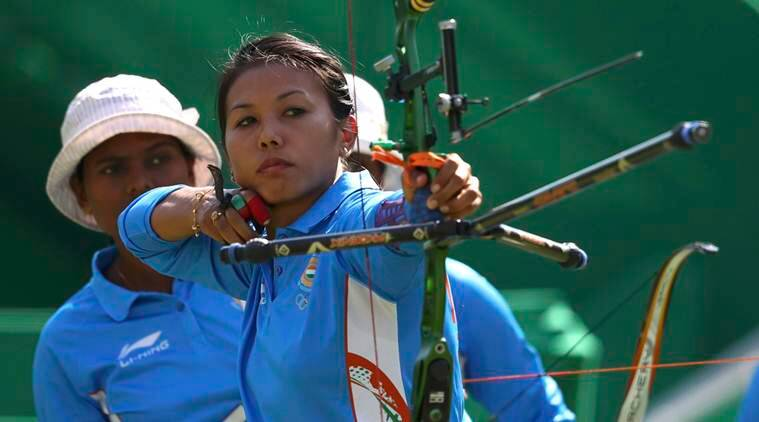 Indian archery team, Indian archery, Deepika Kumari, Deepika, Bombayla Devi, Bombayla, Laxmirani Majhi, Archery Event, Rio 2016 Olympics, Rio Games, Rio, Archery news, Sports news, Sports