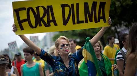 Brazil Senate to open Dilma Rousseff's impeachment trial