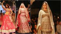 Of Bollywood beauties and bridal lehengas at Lakme Fashion Week W/F 2016