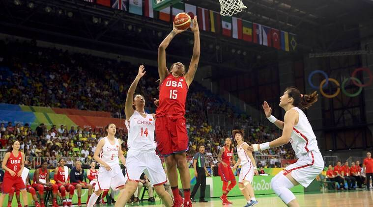 US women's basketball team, US women basketball, US vs Japan basketball, US basketball schedule, US women basketball Rio, Rio 2016 Olympics, Rio Olympics, Rio, Olympics, Brittney Griner, basketball