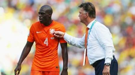 Stoke sign Martins Indi on loan