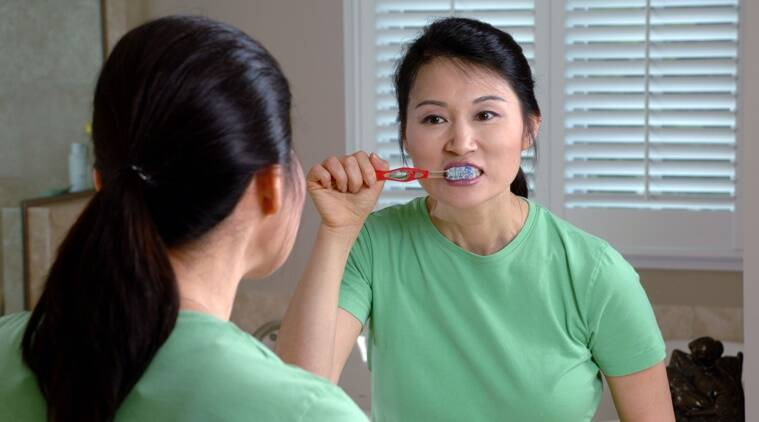 dental care, dental care during winters, brushing of the teeth, The Indian Express, Indian Express news