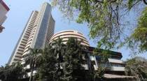 Sensex off to low start, Tata group stocks drag