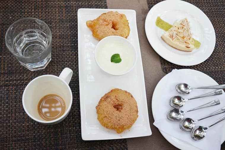 Apple Jalebis at Cafe Lota. (Source: Flickr/Anita)