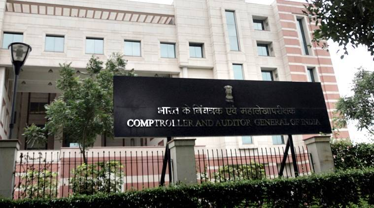 """Building of Comptroller and Auditor General (CAG) of India, in Capital."" *** Local Caption *** ""Building of Comptroller and Auditor General (CAG) of India, in Capital. EXPRESS PHOTO BY PRAVEEN KHANNA DELHI 09-08-2011."""