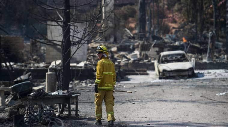 california, lower lake, california wildfire, lower lake wildfire, lower lake wildfire arrest, california wildfire arrest, california news, us news, world news