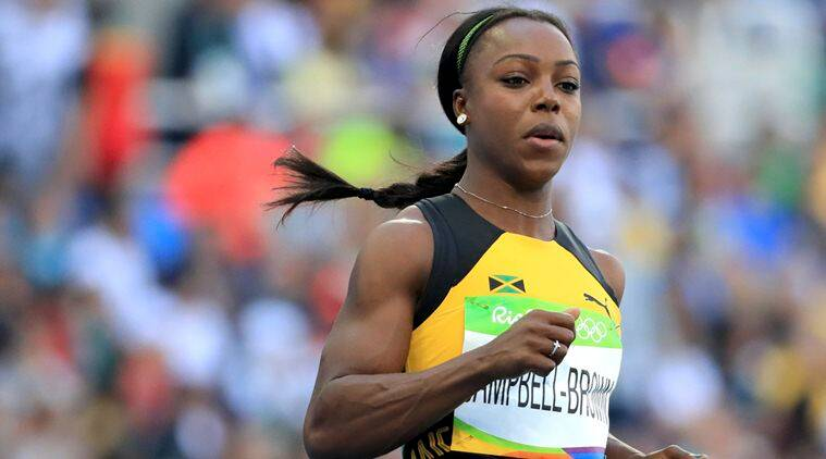 Veronica Campbell-Brown bows out in 1st round of 200m ... Famous Jamaican Athletes