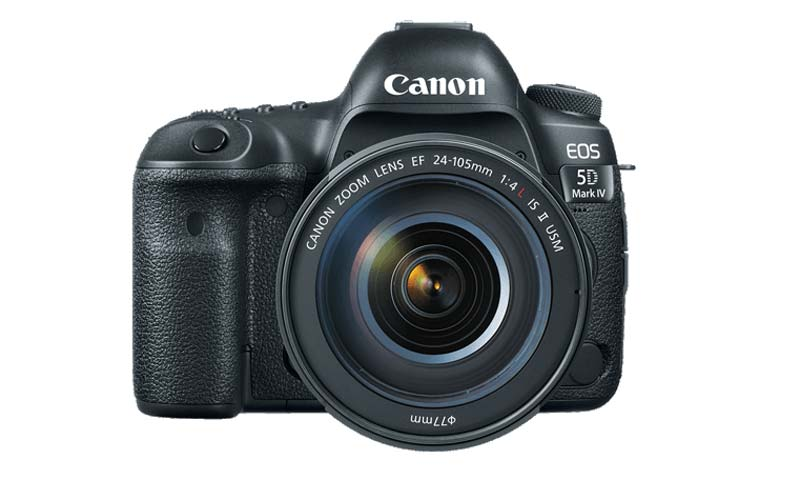Canon EOS 5D Mark lV Launched in India for Rs. 254995