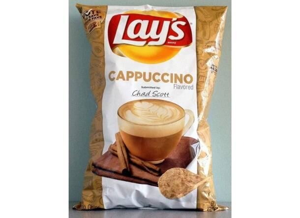 White chocolate, cappuccino, beetroot: Unusual potato chips flavours around the world