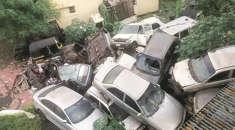 vehicle scrapping policy to provide rs 14k