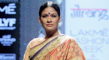 lakme fashion week, lakme fashion week 2016, lfw 2016, lwf winter 2016, gaurang lfw 2016, gaurang collection 2016, carol gracias, carol gracias gaurang lwf, mugdha godse, fashion news, latest news