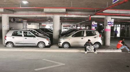 Over 1 lakh wrong parkings in a span of seven days