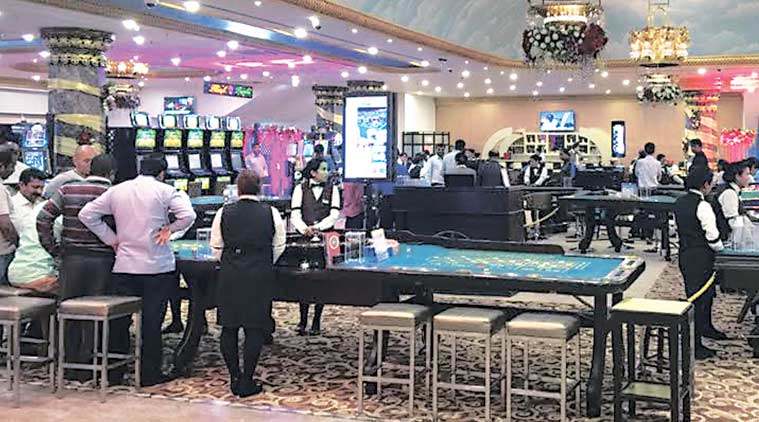 Crown Resorts, casino company sued, Australian casino company, Crown Resorts sued, crown resorts slot machines, business news, companies news, latest news, Indian express