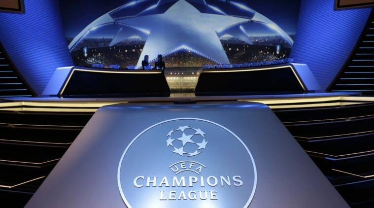 Image result for UEFA Champions League 2018/19 Draw - European Football