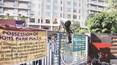 Citing Rs 103-crore loan default, banks take over Hotel Park Plaza in Chandigarh