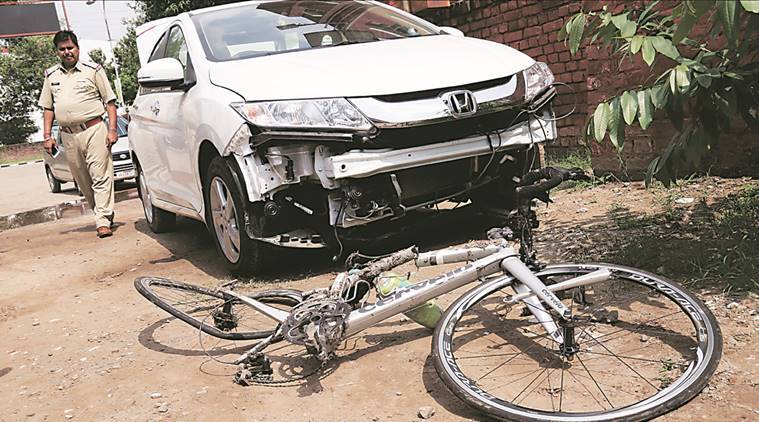 Chandigarh, Panchkula news, Panchkula road accident, India news,