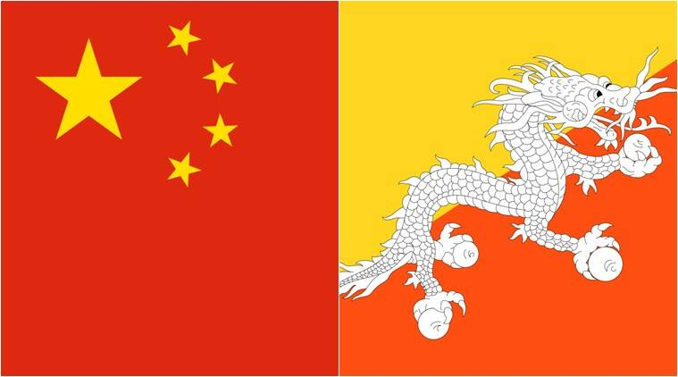 china, bhutan, china bhutan relations, china bhutan boundary, china bhutan border, china border dispute, china bhutan border dispute