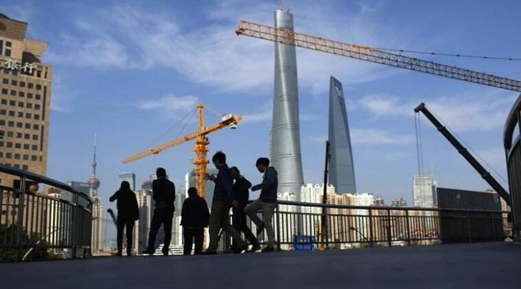 China economy, China manufacturing sector, China construction industry, business news, world market news, latest news, Indian express