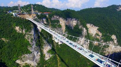 World's highest and longest bridge in China will take your breath away, literally!