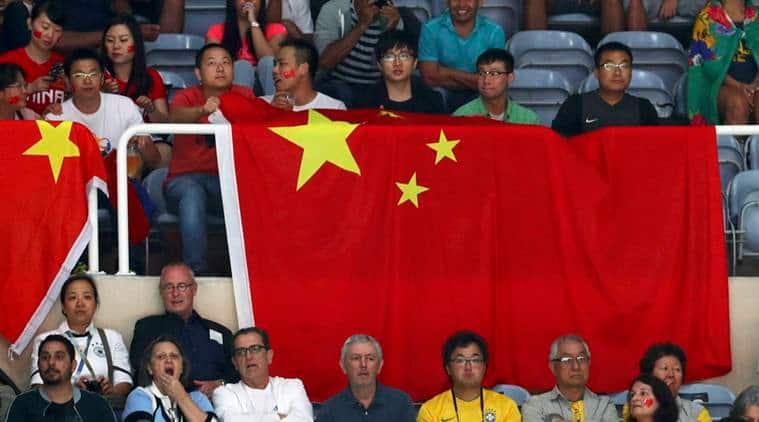 China Olympic Contingent, China olympics, Chinese Athletes, China Rio 2016 Olympics, China medals, Rio 2016 Olympics, Rio, Olympics