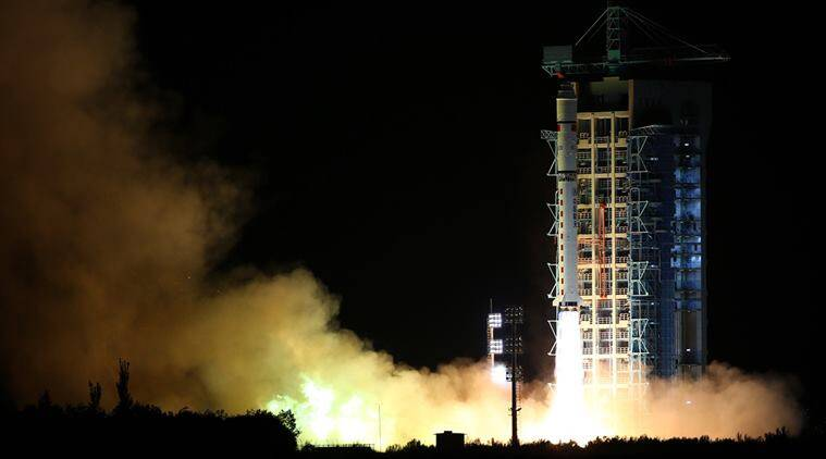 quantum satellite, china quantum satellite, china satellite, china satellite launch, quantum satellite launch, china, technology news