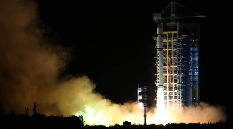 quantum satellite, china quantum satellite, china satellite, china satellite launch, quantum satellite launch, china, technology news