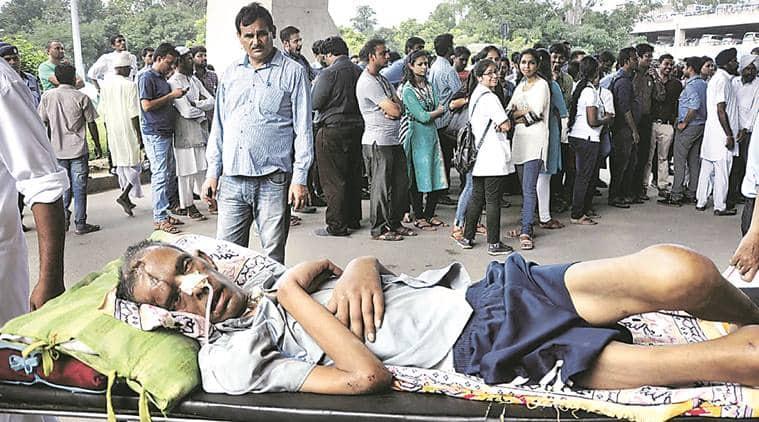 Chandigarh Doctors, PGI doctors in Chandigarh, Strike by doctors in Chandigarh, Chandigarh news, Chandigarh doctors news, Punjab doctors news, Punjab doctors strike, latest news, India news