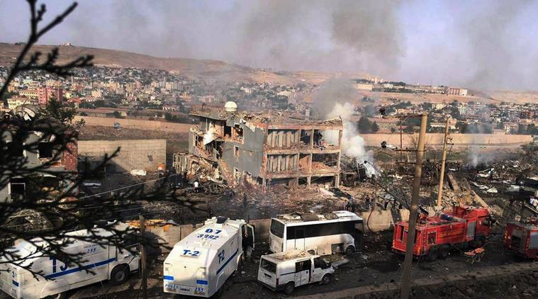 Kurdistan Workers Party, PKK, kurdistan, turkey, turkey attack, turkey Cizre attack, Cizre suicide bomb attack, latest news, latest world news