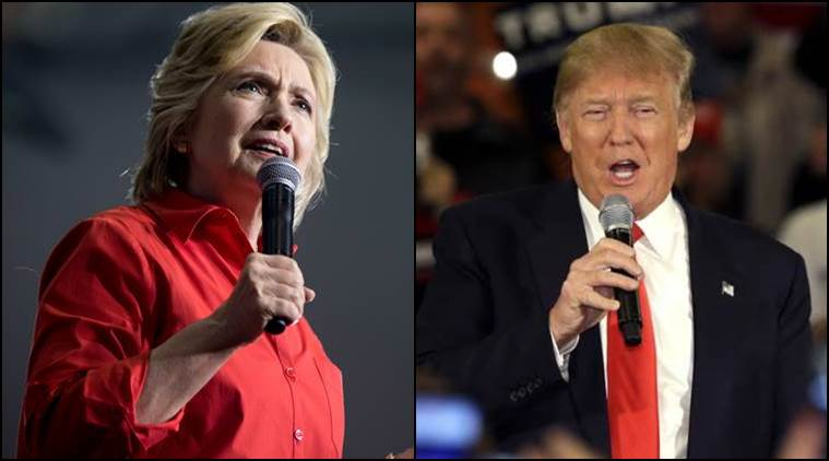 Hillary clinton, donald trump, Hillary Clinton leads Donald Trump by 7 points, US elections 2016, presidential elections 2016, republican candidate, democratic candidate, hillary trump, latest news, world news