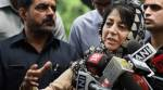 Kashmir unrest: Talks only with whosoever is ready to reject violence, says Mehbooba Mufti